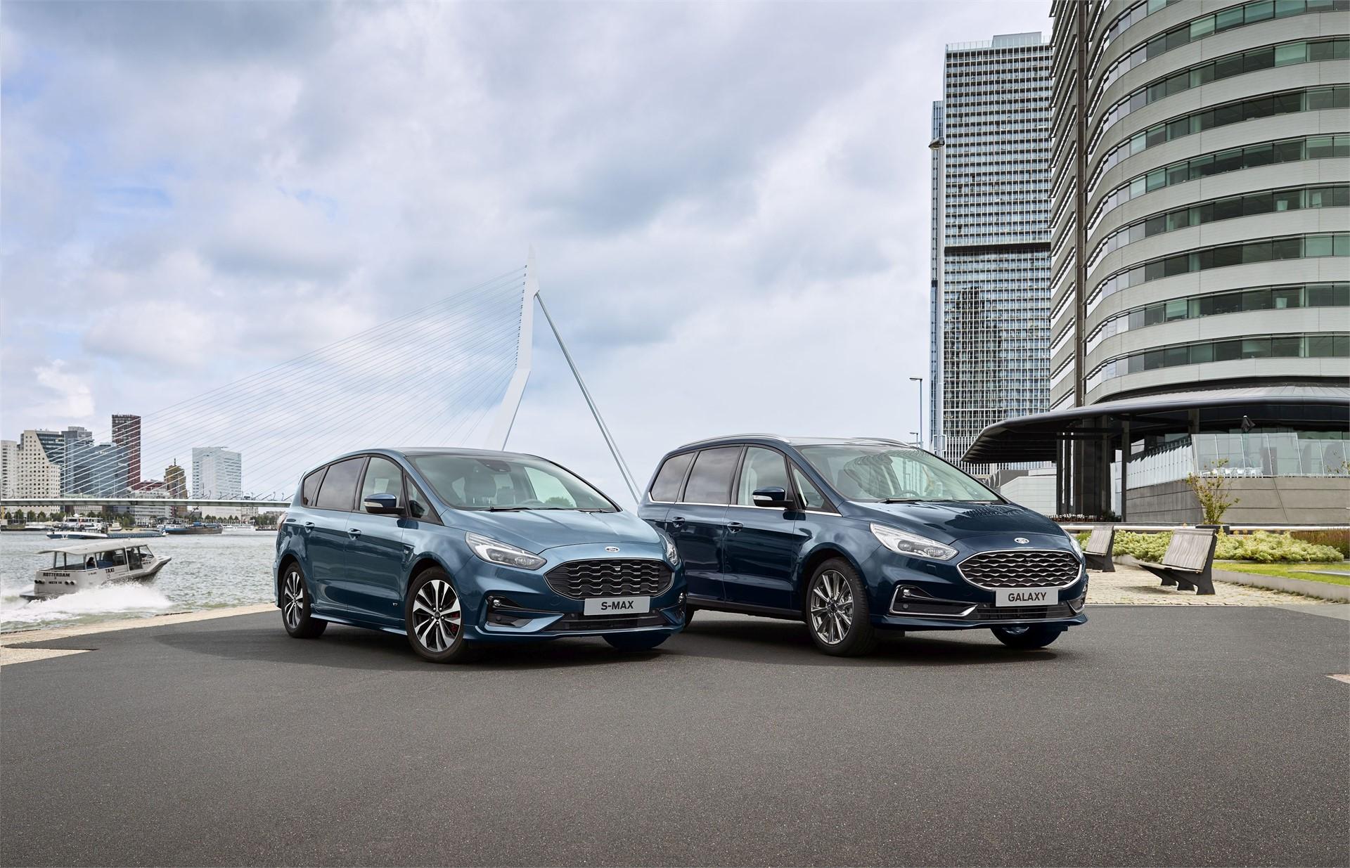 Ford Familien Fahrzeuge